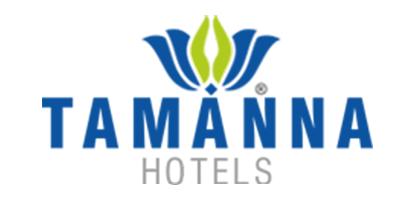 tamanna hotels Logo